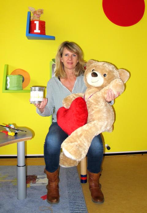 Fünf Jahre Physiolounge Leipzig: Bärenherz freut sich über Firmenjubiläum