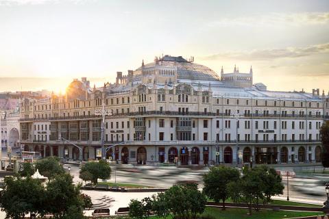 100'001 Gründe nach Moskau zu reisen: