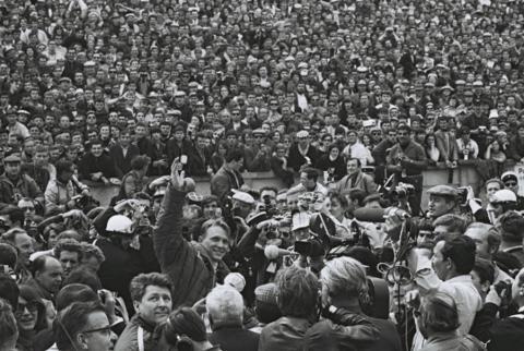 86 éves korában elhunyt Dan Gurney, a Ford legendás versenyzője