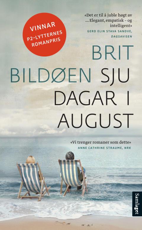 Sju dagar i august omslag