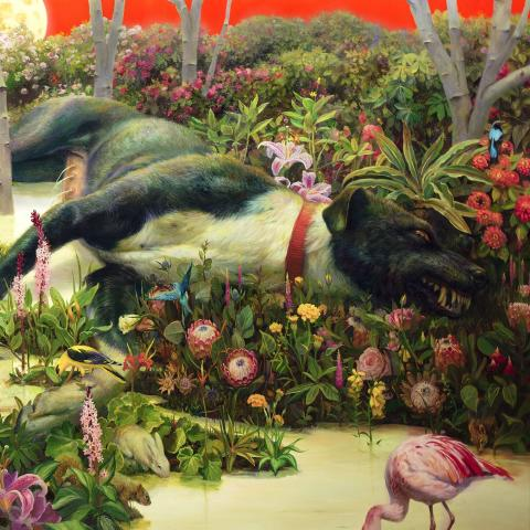 Rival Sons - Feral Roots artwork