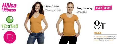 """""""Running n´Yoga""""- smarta yogaövningar för ett bättre löpsteg!"""