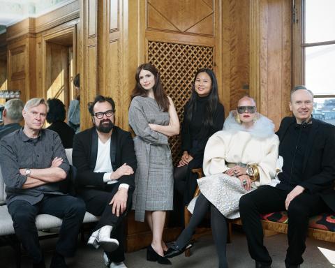 Sveriges främsta modeprofiler i gemensamt arbete för NK Galan 2017