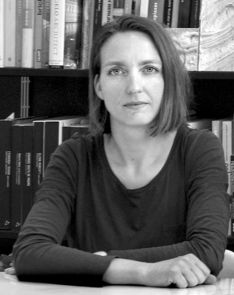 Claudia Lynch, Lyncharchitects, London. Medverkar i arkitekturutbytet.