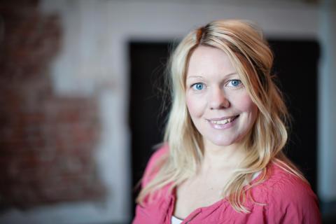 Happydress/House of Lolas grundare Anna Eklund