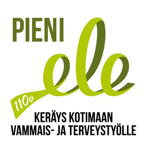 Pieni ele- keräys on osa Suomi 100 -ohjelmaa