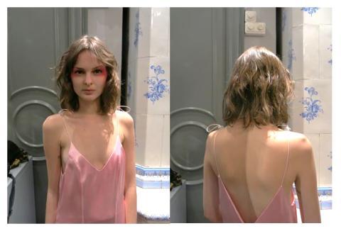 STOCKHOLM FASHIONWEEK: IDA KLAMBORN FW17. Hair by Joe-Yves Asmar, Ambassador L'Oréal Professionnel