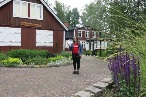 Hässleholms centrum får turistvärdar