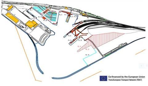 Nästa steg i utbyggnaden av Trelleborgs Hamn