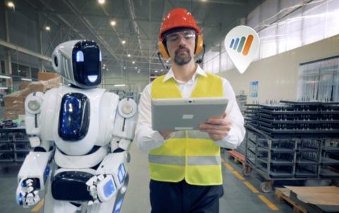 Knuser myten om at roboter fører til massiv arbeidsledighet