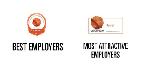 Sigma is listed among the best employers in Sweden