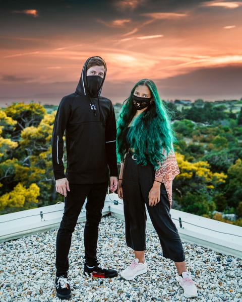 Alan Walker & AuRa
