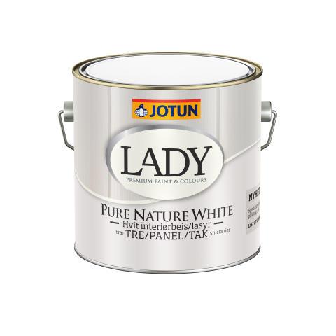 LADY Pure Nature White 2.7 ltr JPEG høyoppløslig