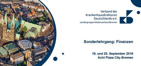 Newsletter KW 26: Sonderlehrgang: Finanzen der Landesgruppe Niedersachsen/Bremen