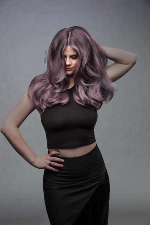 #Mydentity DUSTY LAVENDER
