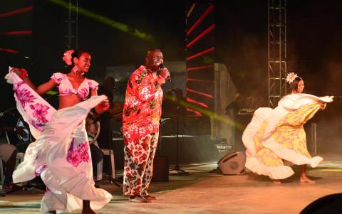 Gran Konser, Festival International Kreol