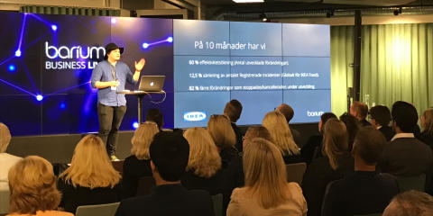 Barium bjuder in IKEA till Göteborg och fyller nyöppnade Convendum