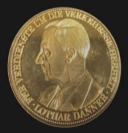 BADS verleiht Danner-Medaille 2016