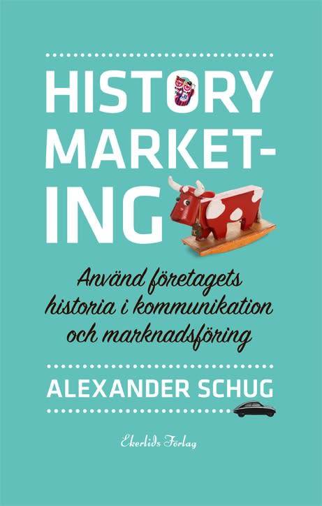 Ny bok: History  Marketing av Alexander Schug