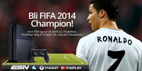 Hvem er Norges beste fotballgamer?