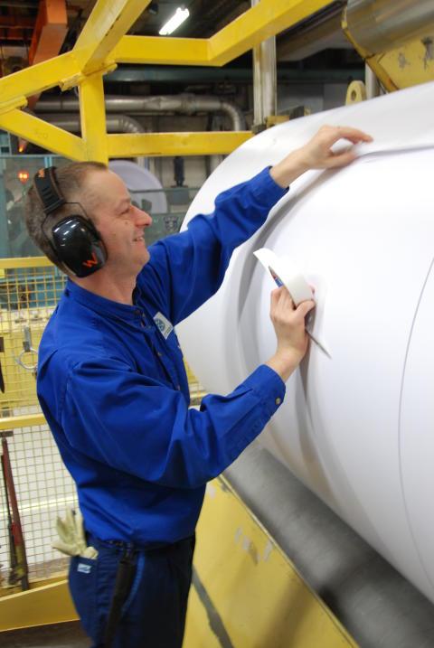 Arctic Paper väljer Enfo och IBM Maximo för optimering av underhållsverksamheten
