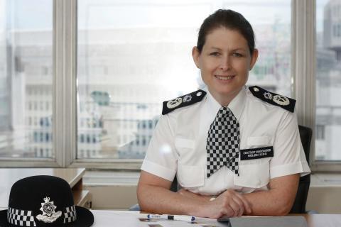 Assistant Commissioner Helen King retires from Met