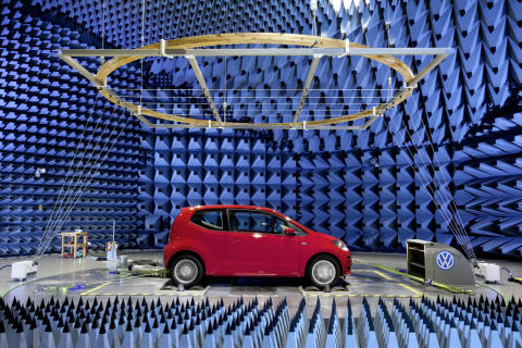 European Commission study: Volkswagen Group tops global R&D investment ranking