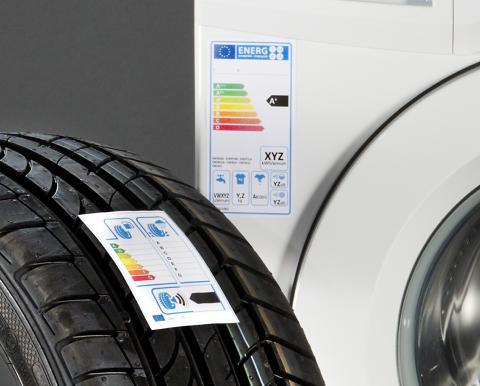 Et motor event viste, hvordan en ny dækmærkat kan få stor indvirkning på trafiksikkerheden og miljøet.