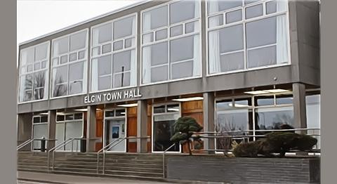 More support for voluntary groups taking on Moray's town halls