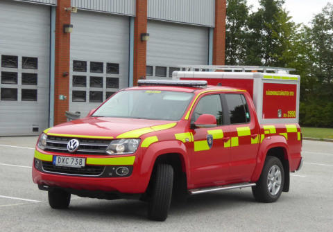Räddningstjänsten i Osby kommun köper in FIP-fordon