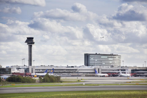Stockholm Arlanda Airport, vy