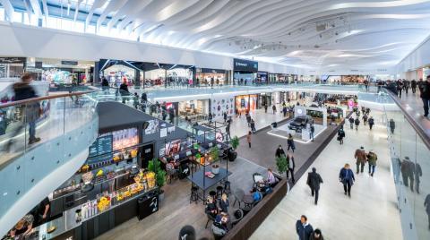 Täby Centrum vinner Stockholmarnas favoritcentrum för andra året i rad