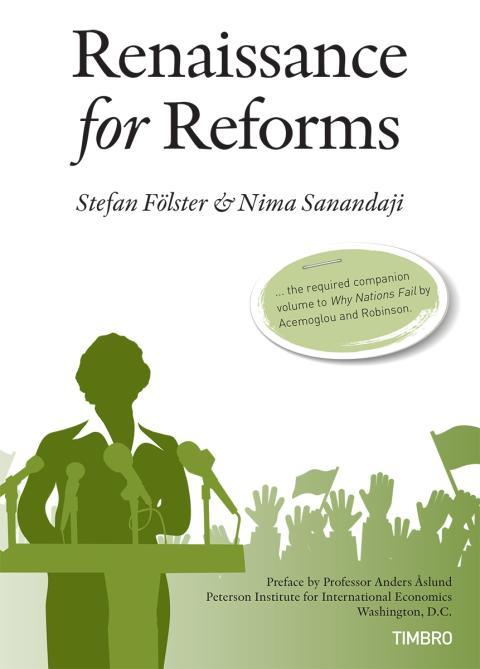 """Lansering av boken """"Renaissance for Reforms"""""""