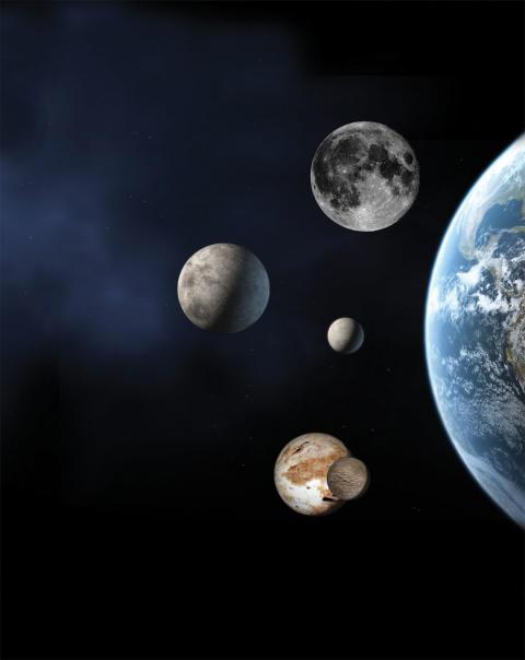 Ett möte med Pluto
