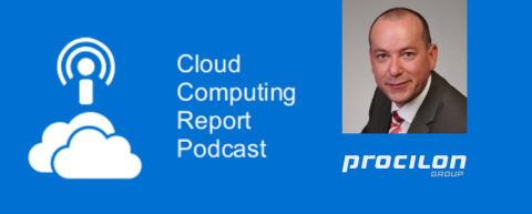 procilon zu Gast im Cloud Computing Report Podcast zur it-sa 2019
