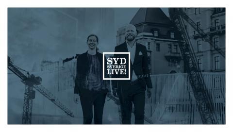Ny rapport granskar sydsvenska investeringar och tillväxt