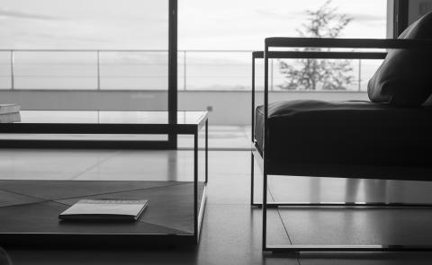 Monaco Lounge Chair + Table