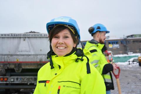 Prosjektleder Monica Ellingjord