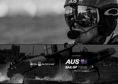 Sail Racing appointed new Official Clothing Partner for Australia SailGP Team