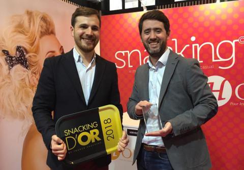 Picadeli vinner ännu ett prestigefyllt pris i Frankrike