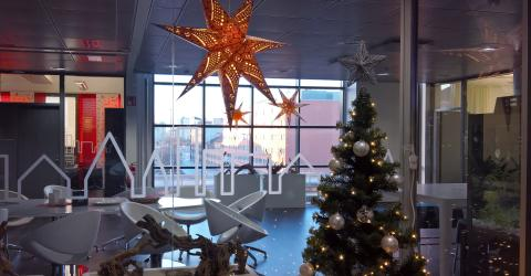 AVAIN Yhtiöt toivottaa rauhallista joulun aikaa ja menestystä uuteen vuoteen!