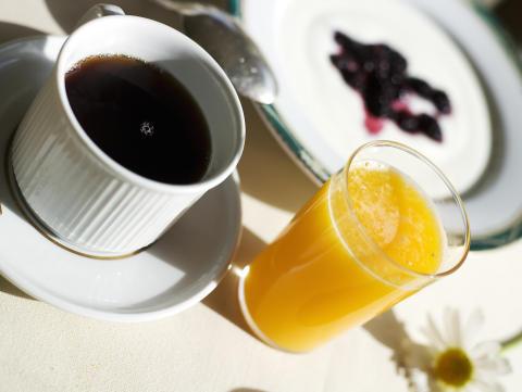 KRAV-märkning av frukostbuffén