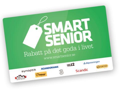 Smart Senior på Seniormässan i Göteborg
