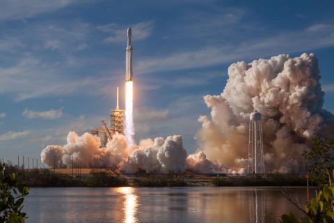 NASA Marshall Space Flight Center erkundet Informationsgalaxien mit Enterprise Search-Lösung von Sinequa