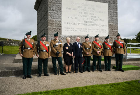 Somme remembered