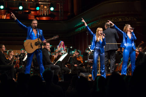 Trettondagskonsert/ The Original Band Music of ABBA and Mamma Mia