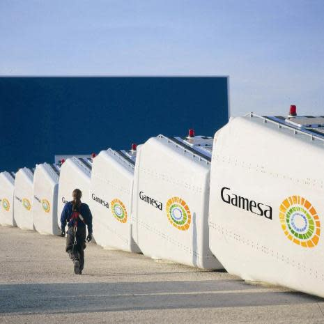 Gamesa tears up business plan as its sales slump in Asia