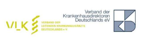 Handeln, nicht wegducken! - Gemeinsame Pressemitteilung des VLK und des VKD