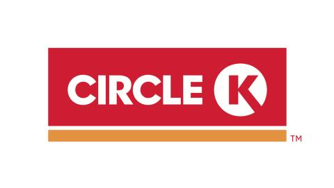 Circle K horisontell logotyp
