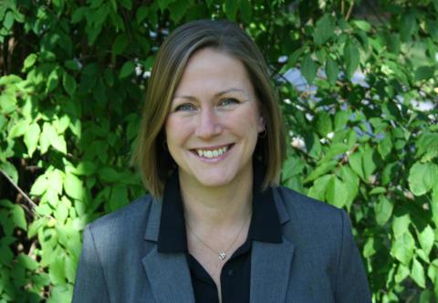 Teresia Nyman, chef arbets- och miljömedicin, Akademiska sjukhuset
